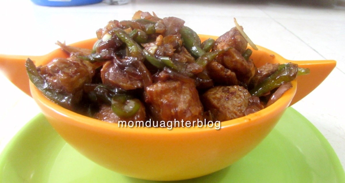 Chilli Soya Chunk Recipe Step By Step Pictures