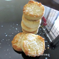 Coconut Cookies Recipe | Step by Step With Pictures